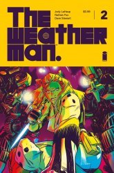 Image Comics's The Weatherman Issue # 2