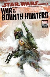 Marvel Comics's Star Wars: War of the Bounty Hunters - Alpha Issue # 1ultimate-a