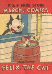Western Printing Co.'s March of Comics Issue # 36e