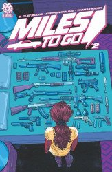 AfterShock Comics's Miles to Go Issue # 2b