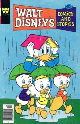 Gold Key's Walt Disney's Comics and Stories Issue # 463whitman