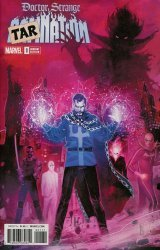 Marvel Comics's Doctor Strange: Damnation Issue # 1g