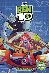 BOOM! Studios's Ben 10: Mecha Madness Soft Cover # 1