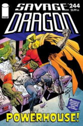 Image Comics's Savage Dragon Issue # 244