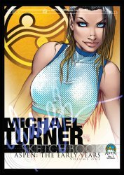 Aspen Entertainment's Michael Turner Sketchbook Issue # 2010