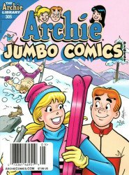 Archie Comics Group's Archie Jumbo Comics Digest Issue # 305