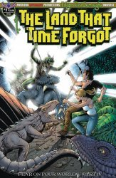 American Mythology's The Land That Time Forgot Issue # 1