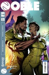 Lion Forge Comics's Catalyst Prime: Noble Issue # 19