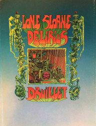 Dragon's Dream's Lone Sloane: Delirius Soft Cover # 1