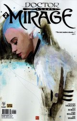 Valiant Entertainment's Doctor Mirage Issue # 2d
