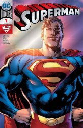 DC Comics's Superman Issue # 1f
