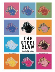 Rebellion's Steel Claw TPB # 1