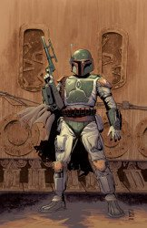 Marvel Comics's Star Wars: War of the Bounty Hunters - Alpha Issue # 1twotwentyone-b