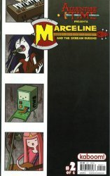 KaBOOM!'s Adventure Time: Marceline and the Scream Queens Issue # 2
