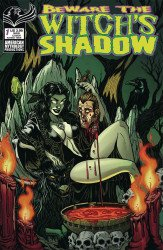 American Mythology's Beware The Witch's Shadow Issue # 1