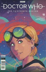 Titan Comics's Doctor Who: 13th Doctor Issue # 11