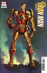 Marvel Comics's Iron Man 2020 Issue # 1e