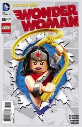 DC Comics's Wonder Woman Issue # 36b