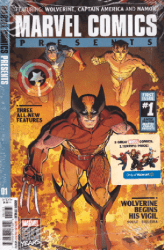 Marvel Comics's Marvel Comics: Walmart Comic Pack Issue E