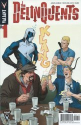 Valiant Entertainment's Delinquents Issue # 1