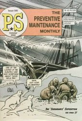 Department of the Army Comics's PS Magazine: Preventive Maintenance Monthly Issue # 599