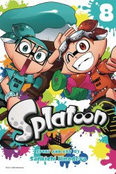 Viz Media's Splatoon Soft Cover # 8