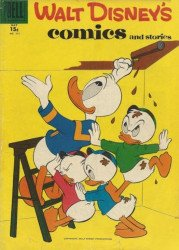 Dell Publishing Co.'s Walt Disney's Comics and Stories Issue # 212b