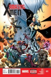 Marvel's Amazing X-Men Issue # 11