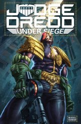 IDW Publishing's Judge Dredd: Under Siege TPB # 1