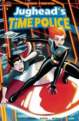 Archie Comics Group's Jughead's Time Police Issue # 2