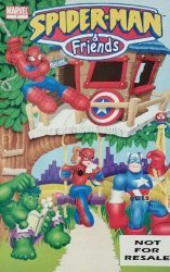 Marvel Comics's Spider-Man & Friends Issue # 1