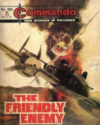 D.C. Thomson & Co.'s Commando: War Stories in Pictures Issue # 969