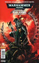 Titan Comics's Warhammer 40,000 Issue # 6b