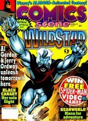 Starlog Group's Comics Scene Issue # 31