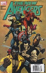 Marvel Comics's New Avengers Issue # 34b