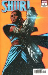 Marvel Comics's Shuri Issue # 1c