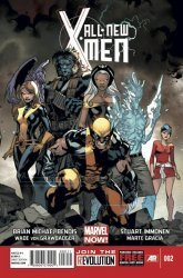 Marvel Comics's All-New X-Men Issue # 2