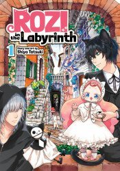 Seven Seas Entertainment's Rozi in the Labyrinth Soft Cover # 1