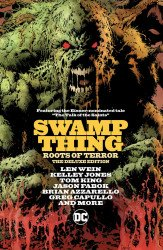 DC Comics's Swamp Thing: Roots Of Terror Hard Cover # 1