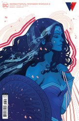 DC Comics's Sensational Wonder Woman Issue # 3b