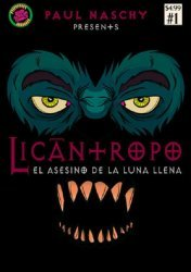 Blood Scream Comics's Licantropo Issue # 1