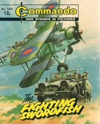 D.C. Thomson & Co.'s Commando: War Stories in Pictures Issue # 1422