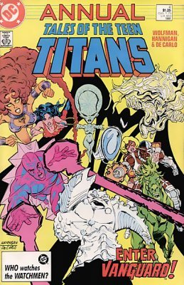 Probably, Tales of the teen titans valuable phrase