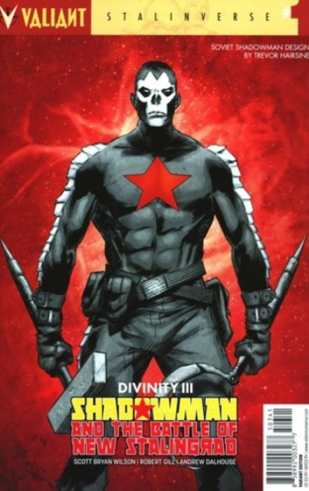 Divinity III: Shadowman and the Battle of New Stalingrad Issue # 1e