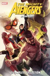 Marvel Comics's Mighty Avengers: By Dan Slott - Complete Collection TPB # 1