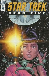 IDW Publishing's Star Trek: Year Five Issue # 6
