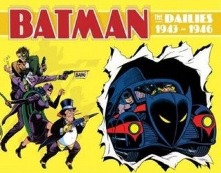 Sterling Comics's Batman: Dailies 1943-1946 Hard Cover # 1