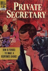 Dell's Private Secretary Issue # 2