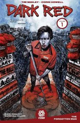 After-Shock Comics's Dark Red TPB # 1