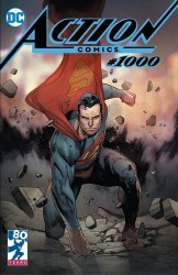 DC Comics's Action Comics Issue # 1000midtown-a